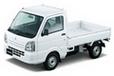 スズキ 新型軽トラック「キャリイ」キャリイ KC スペリアホワイト