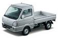 スズキ 新型軽トラック「キャリイ」キャリイ KX シルキーシルバーメタリック