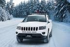 ジープ「コンパス」 雪山をイメージした限定車「コンパス ノース」発売