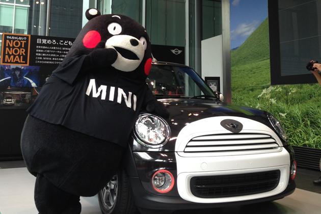BMW Group Studio「くまモン1日店長」イベントレポート