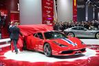 【フランクフルトモーターショー2013】フェラーリ、「458 スペチアーレ」をワールドプレミア