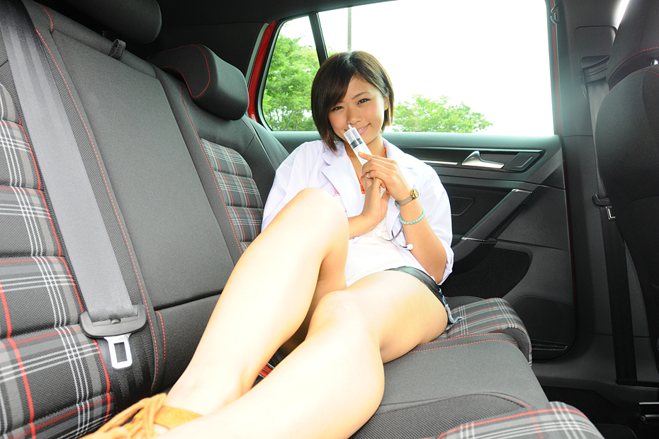 フォルクスワーゲン ゴルフGTI/安枝瞳の診察しちゃうぞ!
