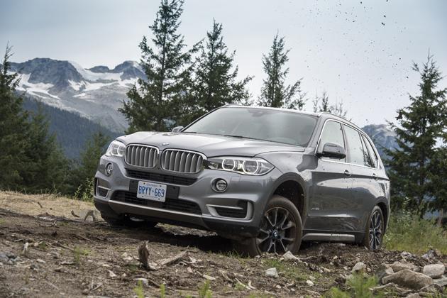 BMW 新型X5 海外試乗レポート/大谷達也
