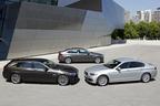 BMW 5シリーズを販売開始 -キドニーグリルを一新、ドライバー支援システムを充実-