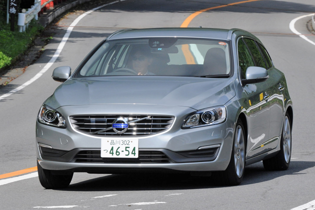 ボルボ V60・XC60[2014年マイナーチェンジモデル]試乗レポート/森口将之