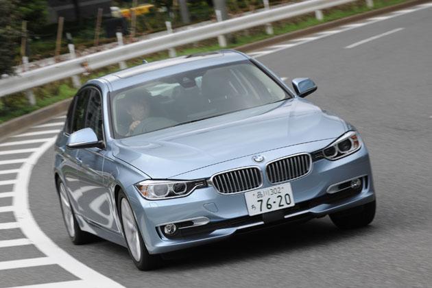 BMW 320d(クリーンディーゼル)