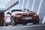 BMW、3シリーズのクーペバージョン「4シリーズクーペ」発売