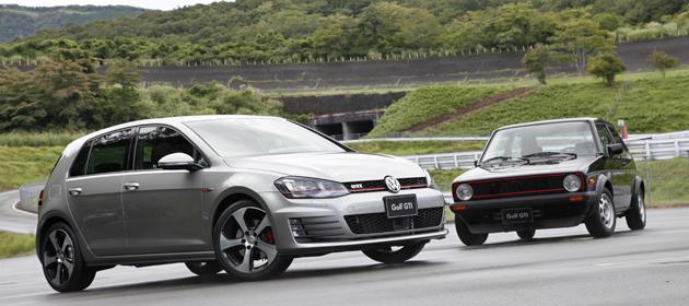 VW 新型ゴルフGTI[GOLF7] 試乗レポート/今井優杏