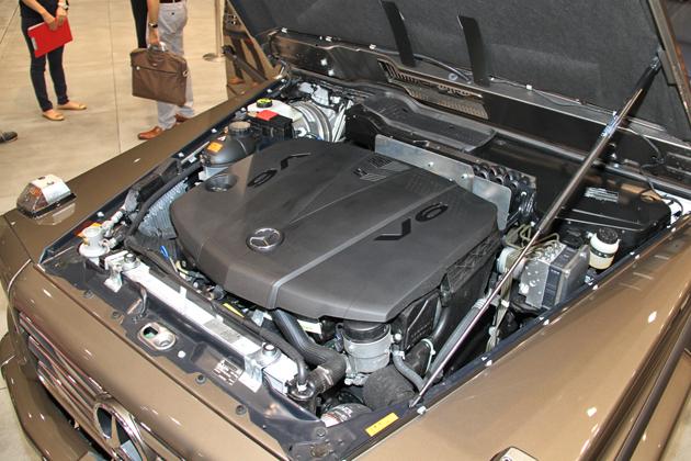 メルセデス・ベンツGクラス「G350 BlueTEC(ブルーテック)」[クリーンディーゼルモデル]