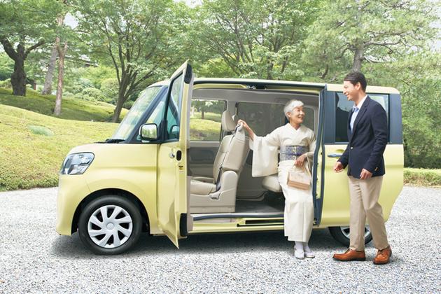 ダイハツ 新型タント[2013年フルモデルチェンジ] 新型車解説
