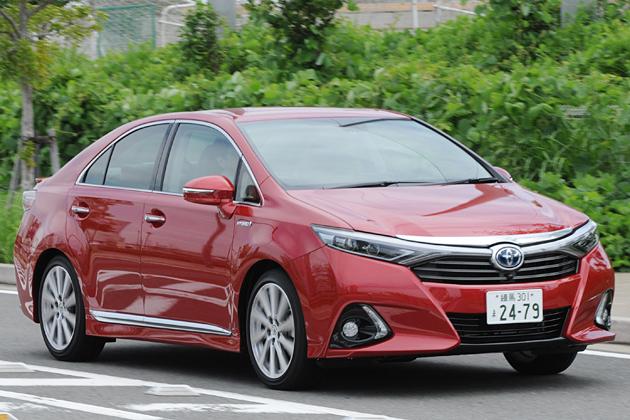 トヨタ 新型SAI[2013年マイナーチェンジモデル] 試乗レポート/渡辺陽一郎
