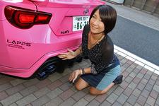 自動車評論家の今井優杏さん