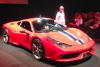 フェラーリ 458スペチアーレ新型車速報
