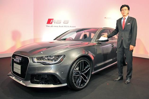 アウディ RSモデル新型車速報 ~「RS 6 Avant」「RS 7 Sportback」「RS 5 Cabriolet」を順次発売~
