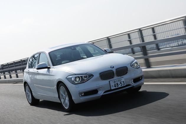 BMW 1シーリーズ