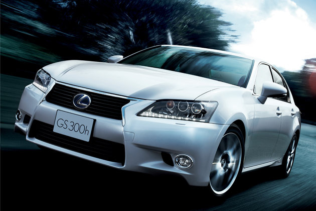 "GS300h""version L"""
