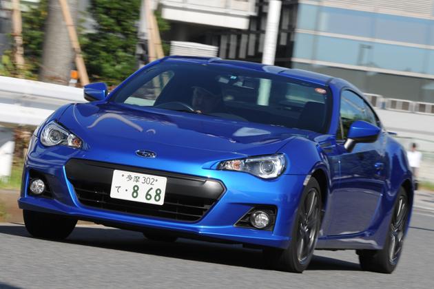 スバル BRZ[2014年モデル]試乗レポート/マリオ高野