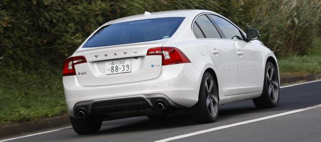 ボルボ 新型S60/V60 R-DESIGN [2014年モデル] 試乗レポート/今井優杏