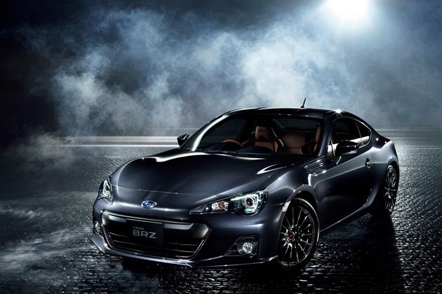 SUBARU BRZ S 特別仕様車「Premium Sport Package」