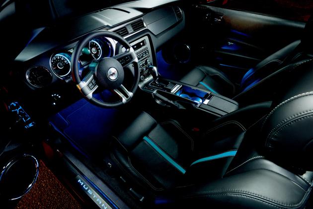 マスタング 特別仕様車「V8 GT Appearance Package」