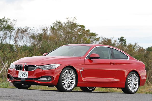 """BMW 428i Coupe """"Luxury""""(428iクーペ「ラグジュアリー」)[ボディカラー:メルボルン・レッド]"""