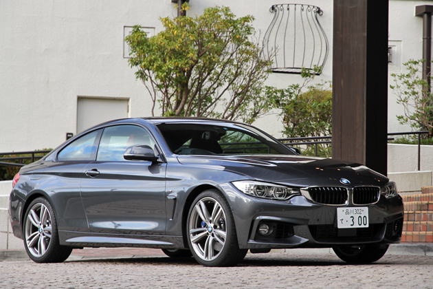 """BMW 435i Coupe """"M Sport""""(4シリーズクーペ「435iクーペ Mスポーツ)[ボディカラー:ミネラル・グレー]"""