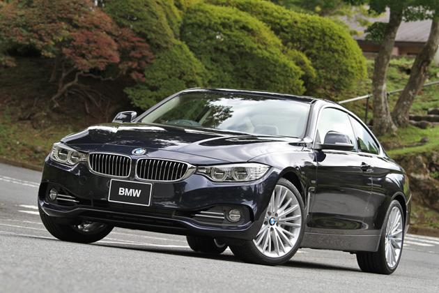 """BMW 435i Coupe """"Luxury""""(435iクーペ ラグジュアリー)[ボディカラー:インペリアル・ブルー・ブリリアント・エフェクト]"""