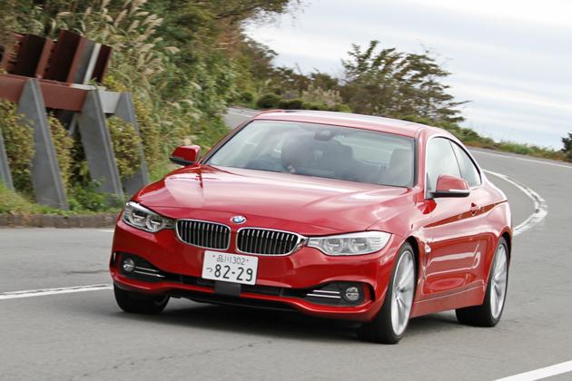 BMW : bmw 4シリーズクーペ試乗 : autoc-one.jp