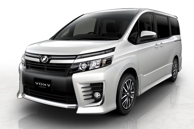 【スクープ!】2014年、トヨタ ヴォクシー/ノアがいよいよフルモデルチェンジへ! ~ハイブリッドも新設定! 東京モーターショーで初公開~
