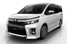 TOYOTA VOXY CONCEPT(2014年年初 発売予定の新型ヴォクシー・ガソリン車/エアロ仕様)[東京モーターショー2013出展車]