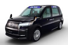 JPN TAXI Concept [東京モーターショー2013出展車]