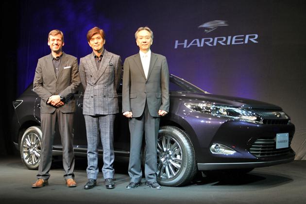 トヨタ 新型 ハリアー/ハリアーハイブリッド[3代目・2013年モデル]新型車速報
