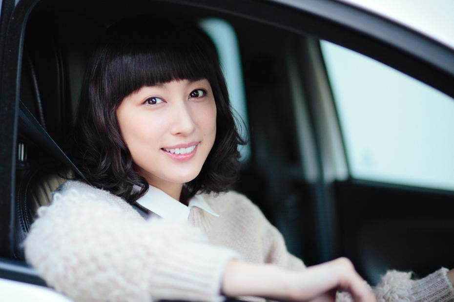 クライスラー イプシロン/池田嘩百哩【ドライブ美人】