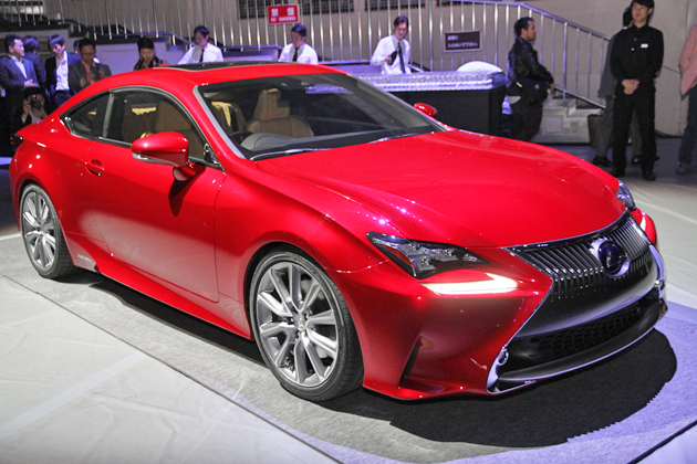 LEXUSの世界観を伝える前夜祭「AMAZING NIGHT for the 43rd Tokyo Motor Show 2013」開催