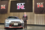 日産 GT-R 2014年モデル 新型車速報 ~2014年モデルの発表と併せ、NISMOモデルも登場~