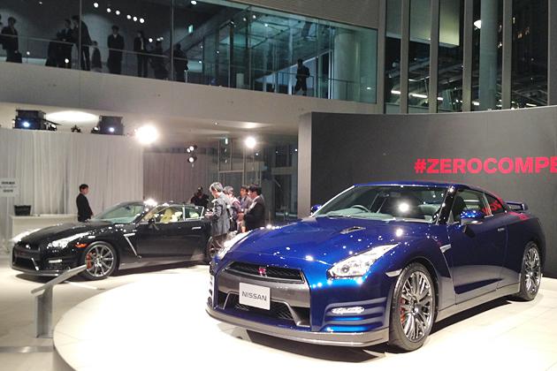日産 GT-R 2014年モデル