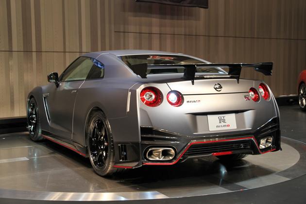 [日産 GT-R 2014年モデル発表会の模様]