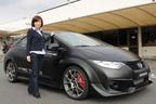 「ホンダ ミーティング 2013」体験試乗レポート/飯田裕子 ~新型シビックタイプRや、超軽量CR-Z試乗!~