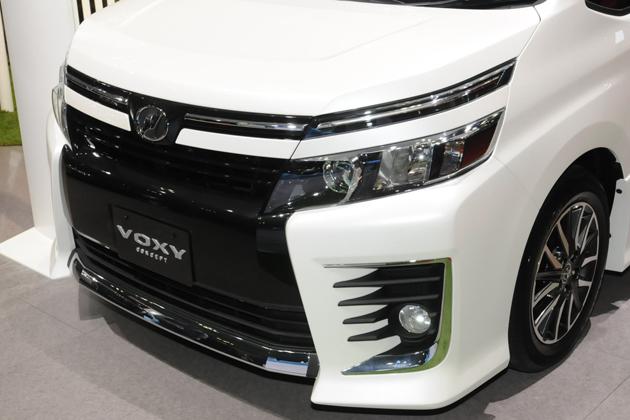 トヨタ新型「ヴォクシー」