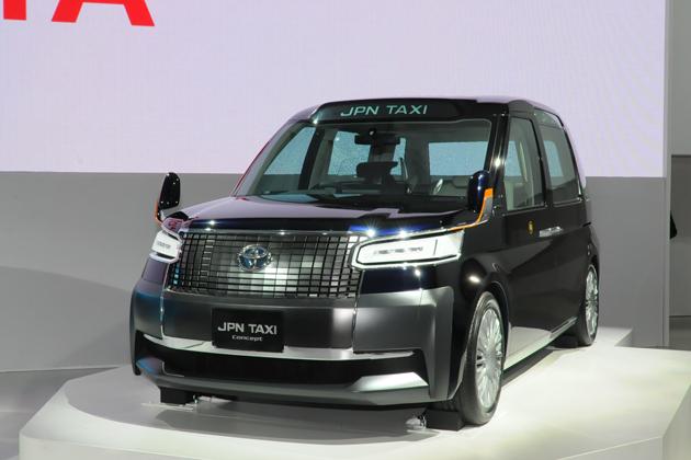 トヨタ JPN TAXIコンセプト
