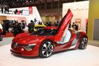 【東京モーターショー2013 現地速報】ルノーの新デザインコンセプトカーが格好イイ!「デジール」ジャパンプレミアほか新型「ルーテシア」も!