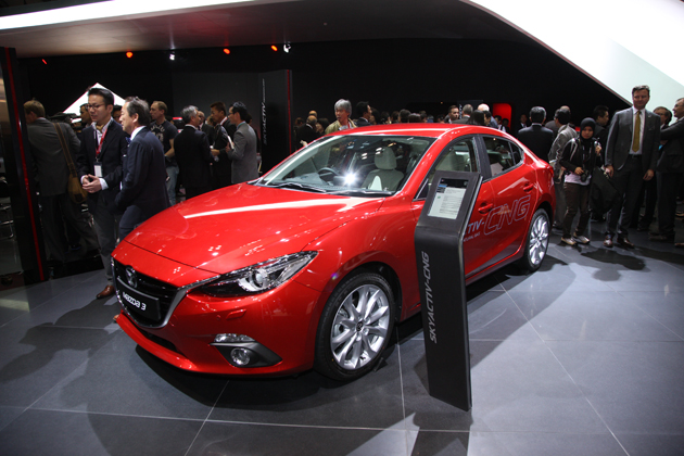 Mazda3 SKYACTIV-CNG