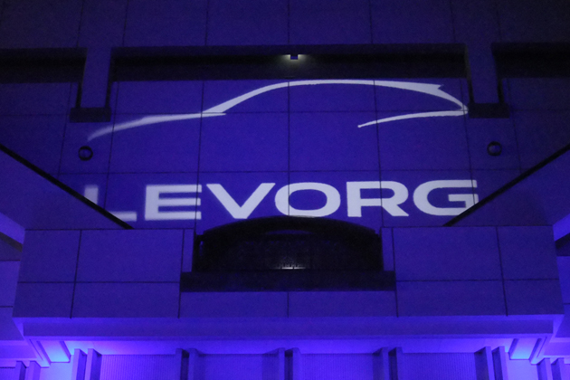 SUBARU LEVORG STAR NIGHT イベントレポート