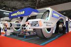 【東京モーターショー2013 現地速報】グッドイヤー新製品、オールシーズンタイヤ「ベクターフォーシーズンズ」などを展示
