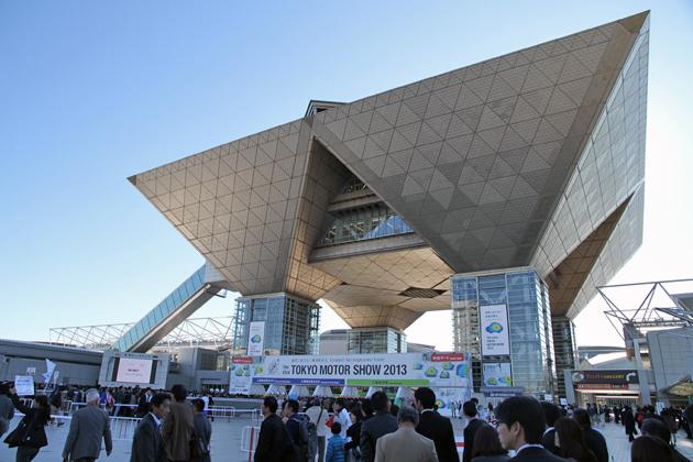[第43回東京モーターショー2013会場速報:2013/11/23(祝)]