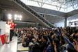 「おぎやはぎ」の愛車遍歴トークショー[第43回東京モーターショー2013会場速報:2013/11/23(祝)]
