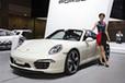 ポルシェブース ポルシェ 911「911 50thアニバーサリーエディション」[東京モーターショー2013会場速報]
