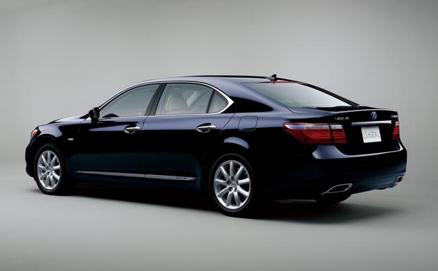 レクサス LS600h 新型車徹底解説