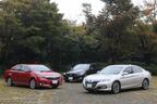 ホンダ アコードハイブリッド・トヨタ SAI・マツダ アテンザを徹底比較 -環境性能と運転の楽しさを追求したセダン-