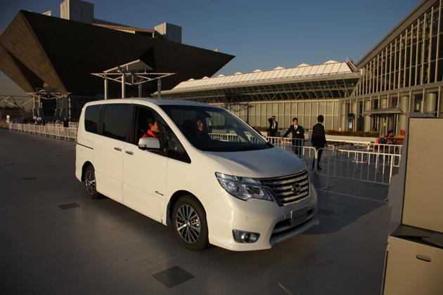 NISSAN Autonomous Drive(自動運転技術) | 画像15 | 【東京モーター ...